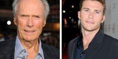 celebrity father and son look alike - Google-haku
