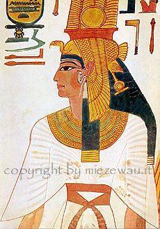 Risultati immagini per nefertari decorazioni tombe egizie