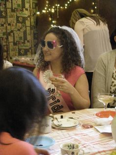 Pimp Up Your Shades Workshop  - Hen Party at Drink Shop & Do