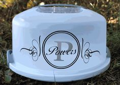 POWERS CAKE CARRIER