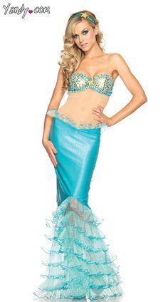 Mystical Mermaid Costume Sea Costume ae08cc7567db