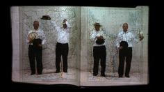 William Kentridge, The Refusal of Time (2012), still da video. Courtesy Fondazione MAXXI