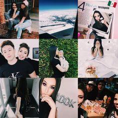 •💫 🅑🅘🅔🅝🅥🅔🅝🅘🅓🅞 2018🥂💕Este 2017 pase los mejores y peores momentos. Este año llegamos a los 100🅺 de suscriptores en YouTube el 20 de febrero, y ya falta muy poquitito para los 400K 🎉!! No puedo creer lo rápido que crecimos este año bebes. 😱También hice mi primer viaje en avión ✈️ a ^Santiago De Chile^ y fue una hermosa experiencia junto a mi baby @shuinoz lo cual espero tener muchos más viajes junto a el amor de mi vida 👫 Que él siempre está en cada uno de mis momentos buenos…