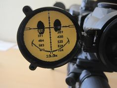 Scope Cap - I need to put one of these on my gun.