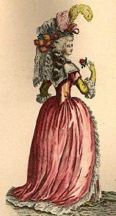 Aristocrat decorating   french aristocracy 1780