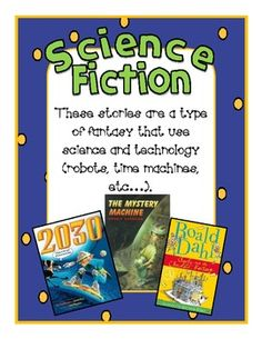 Science fiction triggers 'poorer reading', study finds