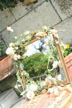 砂漠の水 ラビュットボワゼ様の装花  : 一会 ウエディングの花