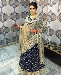 loving this lengha? email sajsacouture@gmail.com for this piece!