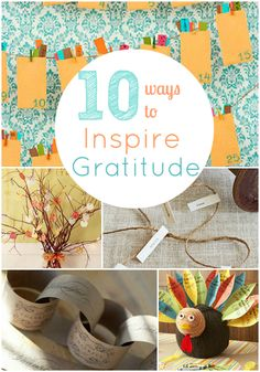 10 thankful activities for kids