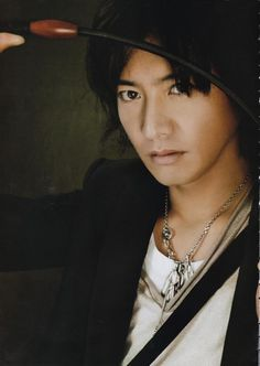 Takuya Kimura, Japanese Drama, Asian Actors, Japanese Artists, Chain, Celebrities, Vintage, Candy, Fashion