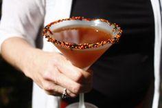 Spell Bound Cocktail | Loveless Cafe | Halloween Recipes