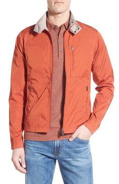 Nau 'Reverb' Regular Fit Reversible Zip Jacket