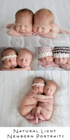 Melissa Rieke Photography | sweet twinsies