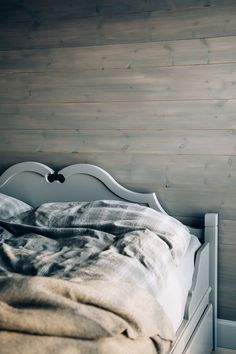 Bed details www. Log Cabin Bedrooms, Building A Cabin, Kitchen Interior, Bespoke, Kitchens, Bedroom Decor, Interiors, Rustic, Interior Design