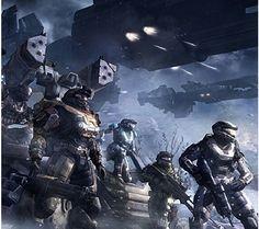 Noble Team Leads an Assault on Reach