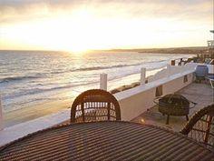 Santa Cruz Beach House Deck
