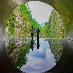 日本の魅力再発見! 行って良かった国内の旅先10選 Beautiful Places In Japan, Niigata, Japanese Landscape, Best Track, Tourism Industry, Months In A Year, Scenery, Traveling, Green