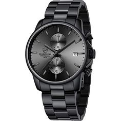 Stylish Watches, Cool Watches, Watches For Men, Men's Watches, Wrist Watches, Fashion Business, Quartz Watch, Fashion Watches, Jewelry Stores