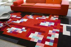 diseños de alfombras modernas - Buscar con Google