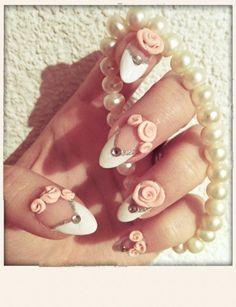 #Wedding #Nail Design