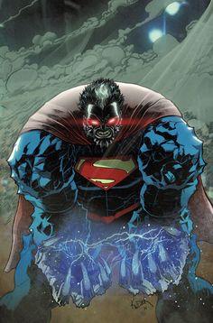 #Superman #Fan #Art. (Action Comics Annual Vol.2 #3 Cover) By: Aaron Kuder. (THE * 5 * STÅR * ÅWARD * OF: * AW YEAH, IT'S MAJOR ÅWESOMENESS!!!™)[THANK U 4 PINNING!!!<·><]<©>ÅÅÅ+(OB4E)