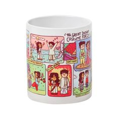 Buy The Great Indian Costume Party Coffee Mug Online - Chumbak