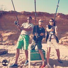 Looks para curtir o verão com os amigos! #summer #timberland_br #beach