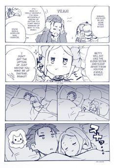 Manga Anime, Anime Art, Emotion, Short Comics, Beatrice Re Zero, Cute Family, Cute Anime Couples, Anime Comics, Doujinshi