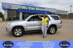 https://flic.kr/p/LKFQh7 | My Car Store Customer Review | I had the best experience, Reuben Flores was very nice, helping, and understanding, very knowledgeable, and it was exciting dealing with him. I was very comfortable with him selling me my vehicle.  I would recommend him to anyone that is in the market for a vehicle.  Donna, deliverymaxx.com/DealerReviews.aspx?DealerCode=OUVL&R...