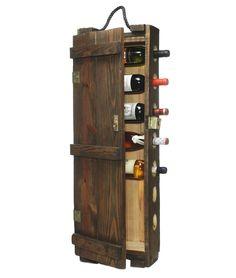 Ammunitions Case Wine Rack  http://www.uncommongoods.com/product/ammunitions-case-wine-rack