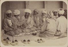 Tajik Wedding , between 1865 and 1872