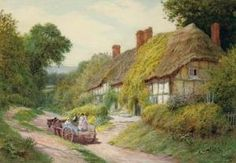 Arthur Claude Strachan - Ashton-under-hill, Worcestershire