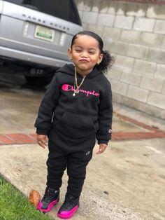 Kids fashion Design Dolce and Gabbana - - Kids fashion Baby Take Home Outfit - Kids fashion Boy Black So Cute Baby, Cute Mixed Babies, Cute Black Babies, Black Baby Girls, Pretty Baby, Cute Baby Clothes, Mixed Baby Boy, Black Kids Fashion, Cute Kids Fashion