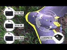 ▶ eBee Ag, the drone for precision agriculture - YouTube
