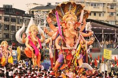 Ganpati festival in India...Modaks and much more!
