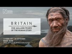 Britain: One Million Years of the Human Story - the making of the models | Natural History Museum - YouTube