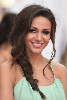 We've got the secret behind Michelle Keegan's amazing lashes!