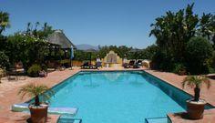 Pool at Casa Abelia