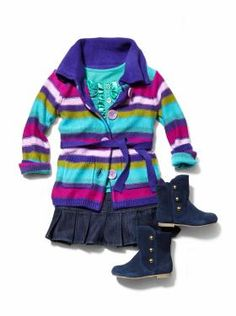 #zulily #fall Baby Clothing: Toddler Girl Clothing: We ♥ Outfits | Gap
