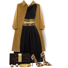 A fashion look from January 2015 featuring Junya Watanabe, Casadei pumps and Just Cavalli clutches. Browse and shop related looks.