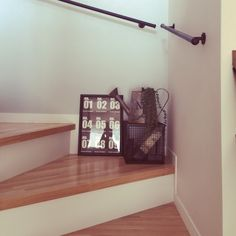 DIY/フェイクグリーン/男前/ダイソー/salut!/100均…などのインテリア実例 - 2016-03-07 21:03:54 | RoomClip(ルームクリップ)