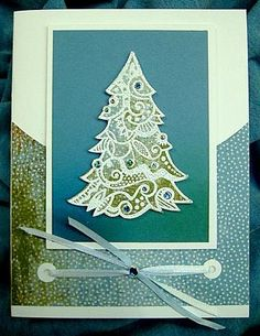 Gallery of San Diego Artist-Designer Michael Strong - card making, hand stamped cards