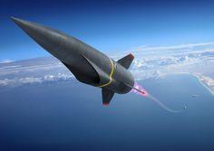 "Lockheed Martin's ""High Speed Strike Weapon"""