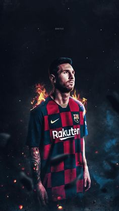 Lionel Messi - ll Football Player Messi, Messi Soccer, Best Football Players, Barcelona Futbol Club, Lionel Messi Barcelona, Barcelona Football, Messi Pictures, Messi Photos, Cr7 Messi
