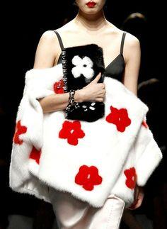 Pearls of Joy, hautekills: Prada s/s 2013