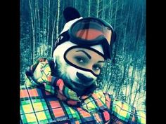 Animal Ski Masks By Teya Salat - With the winter months fast approaching, the balaclava is a key piece of kit to keep your face warm -