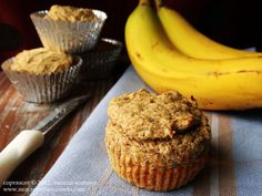 muffins made with coconut flour (high fiber, grain-free)