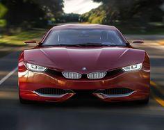 Droooool..... BMW M9 Concept 1
