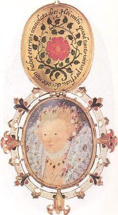 Queen Elizabeth's Private Jewels | The Armada Jewel by Nicholas Hilliard, c.1588. (Victoria & Albert ...
