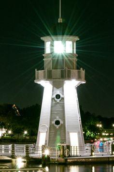 Lighthouse, Disney Yacht Club